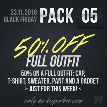 Pack 5 - Full Outfit -30%