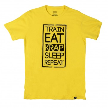 Daily Routine Freerunners T-shirt Sand