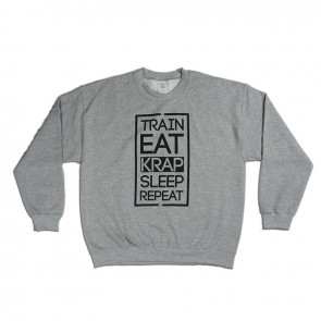 Daily Routine Freerunners Sweatshirt Navy Front