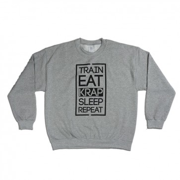 Daily Routine Freerunners Sweatshirt Sport Gray