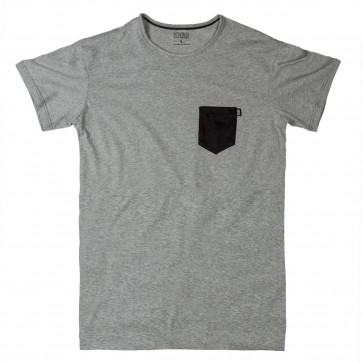 Longline pocket T-shirt