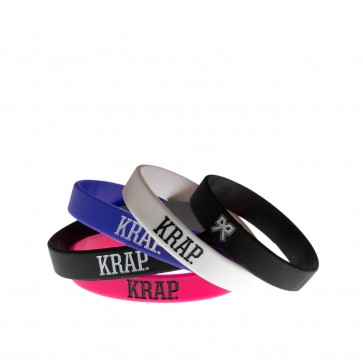 Krap Wristbands Pack 5x