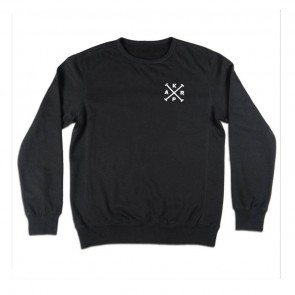 KRAP Cross Crewneck