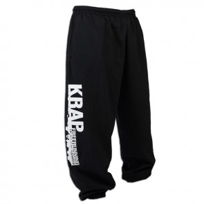 Krap Freerunning Pants Black
